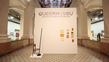Amidst Heated Criticism, Queer Art Exhibition Is Shuttered in Brazil