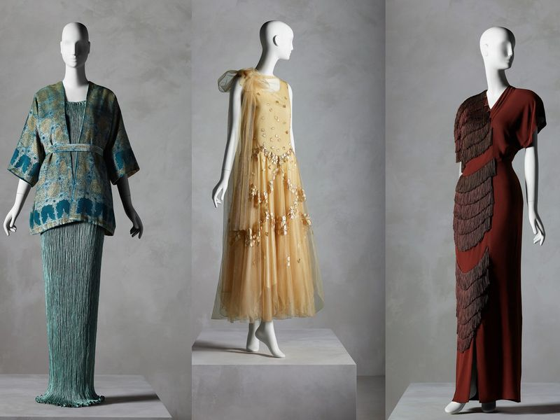 Couture Covering 96 Years of Fashion Is Coming to the Met's Costume  Institute | Smart News | Smithsonian Magazine