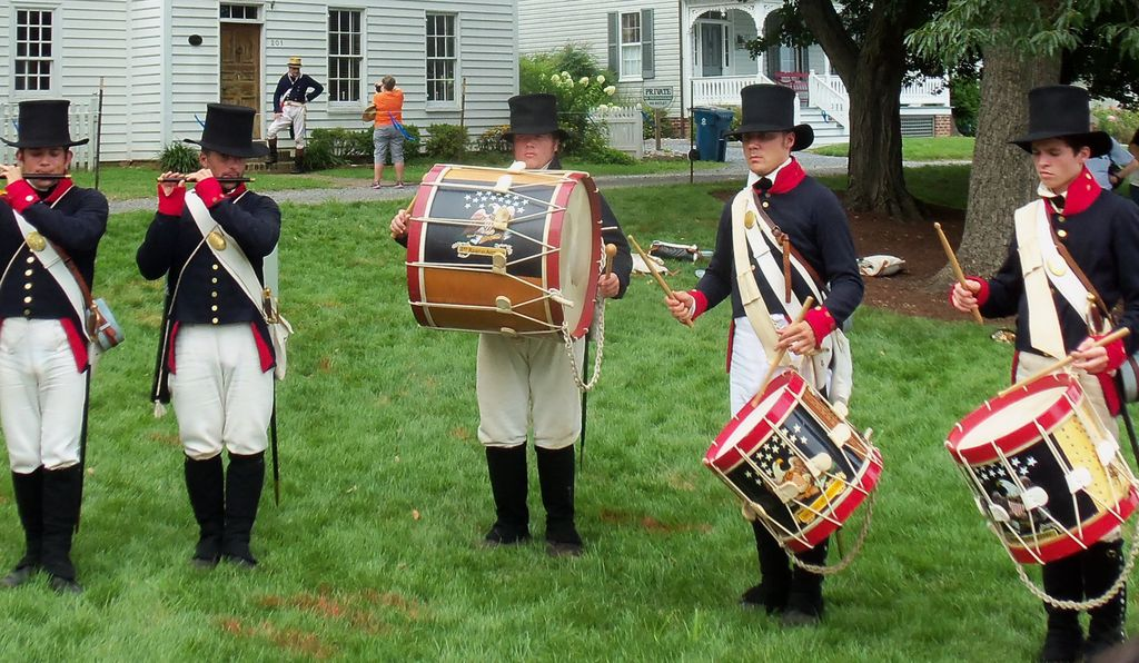 Historic demonstrations will be varied and plenty at the Battle of Bladensburg Encampment