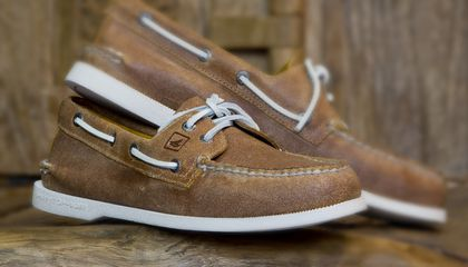 The Story of the Sperry Top-Sider