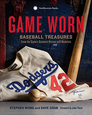 Preview thumbnail for video 'Game Worn: Baseball Treasures from the Game's Greatest Heroes and Moments