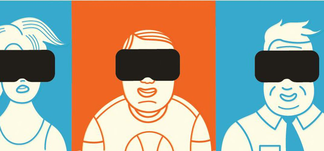 Caption: Eight New Uses For Virtual Reality