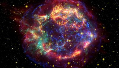 Radioactive Isotopes in The Oceans May Be Remnants of Ancient Supernovae
