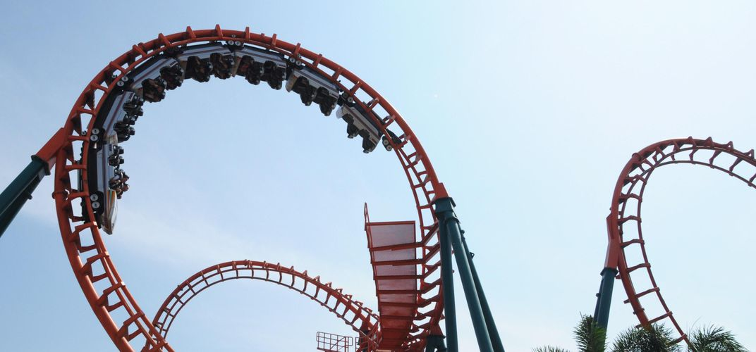 Caption: The History and Psychology of Roller Coasters