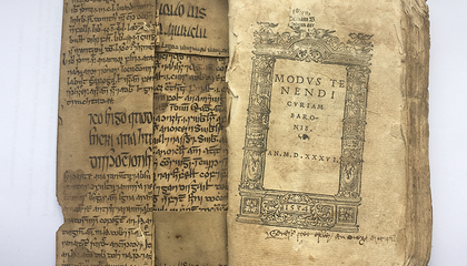 A Medieval Arabic Medical Text Was Translated Into Irish, Discovery Shows