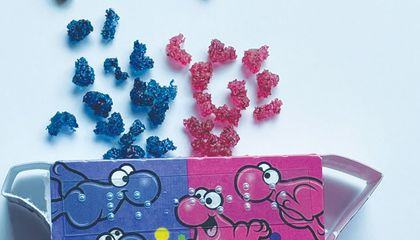 Gummy Candy-Like Models Can Help Students With Blindness Study Chemistry