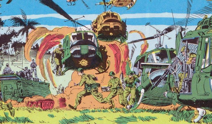 Comics Captured Ambivalence About the Vietnam War
