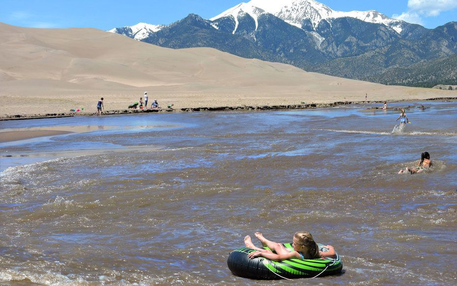 Flickr/Great Sand Dunes National Park and Preserve