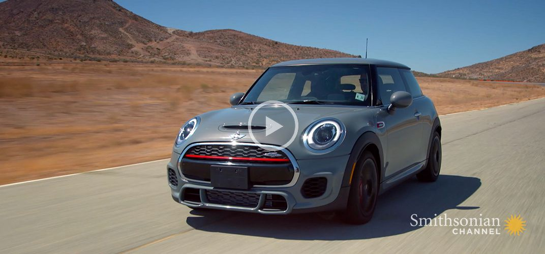 Caption: This Is How MINI JCW Turbo Engines Are Built