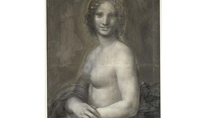 Experts Think This 'Nude Mona Lisa' Could Have Been Drawn by Leonardo da Vinci