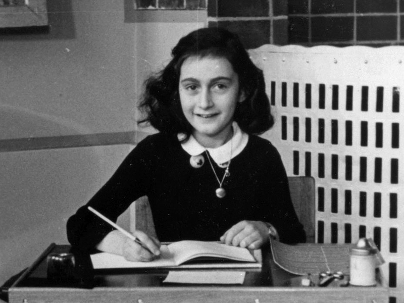 Researchers Decipher Two Hidden Pages Of Anne Frank S Diary Smart