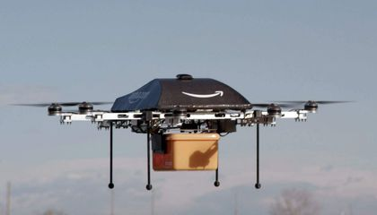 When Drones Get Personal