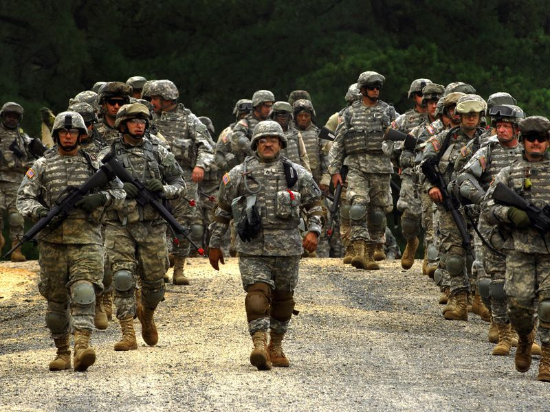 The Army Is Open to Beards, Turbans And Other Religiously Affiliated