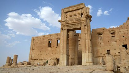 Replicas of a Temple Nearly Destroyed by ISIS Are Coming to New York and London