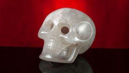 Why the Smithsonian Has a Fake Crystal Skull