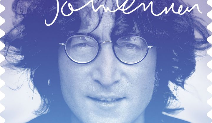 John Lennon Was Once a Philatelist
