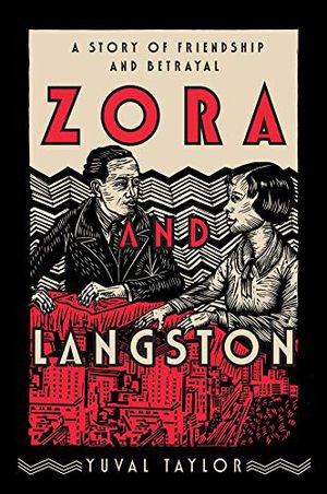 Preview thumbnail for 'Zora and Langston: A Story of Friendship and Betrayal
