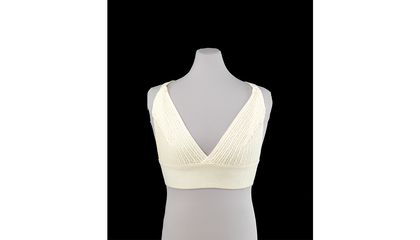 The First Jogbra Was Made by Sewing Together Two Men's Athletic Supporters