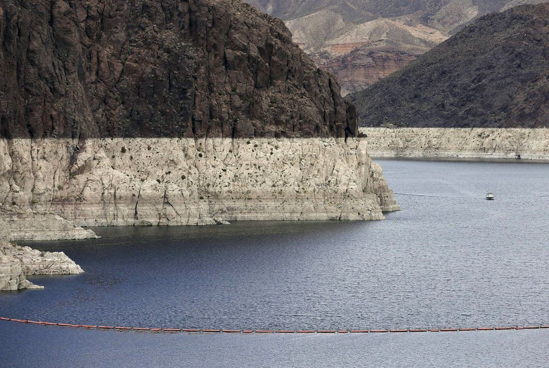 Global warming is shrinking river vital to 40,000,000 people