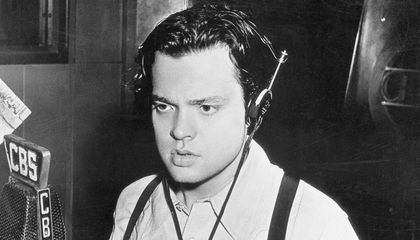 Archivists Uncover an Unfinished Memoir By Orson Welles