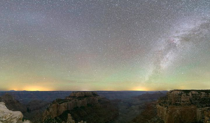 Grand Canyon Will Soon Be a Dark Sky Park