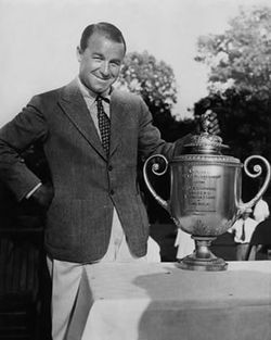 Sarazen in 1939