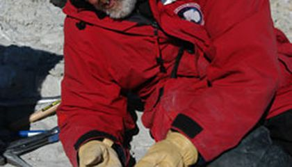 An Antarctic Scientist's Advice for Surviving the Cold