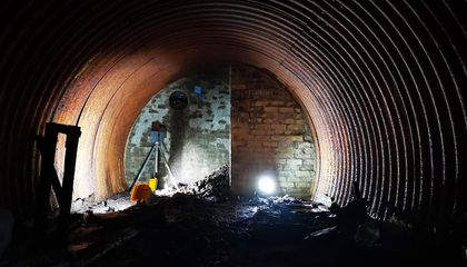 WWII Bunker Used by Churchill's 'Secret Army' Unearthed in Scotland