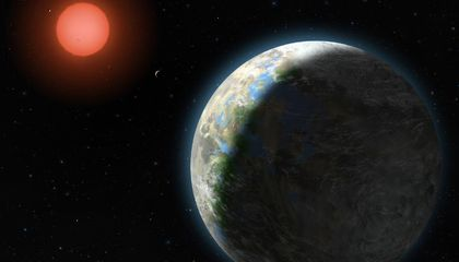 Gliese 581g, the First Exoplanet Found That May Have Been Able to Host Life, Doesn't Actually Exist
