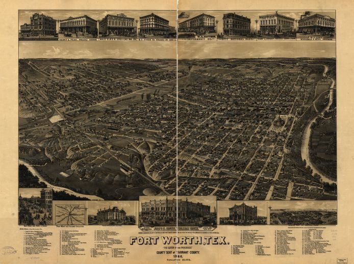 The Library of Congress Is Putting Its Map Collection on the