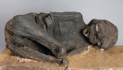 The Mystery of This 500-Year Old Mummy Is Only Beginning To Be Solved