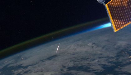 A New Space Station Camera Will Watch Meteors From Above