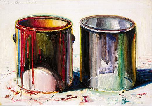 Wayne Thiebaud Is Not a Pop Artist | Arts & Culture | Smithsonian