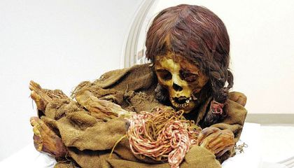 500-Year-Old Inca Mummy Repatriated to Bolivia