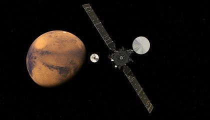 Five Things to Know About the Schiaparelli Probe Heading for a Touchdown on Mars