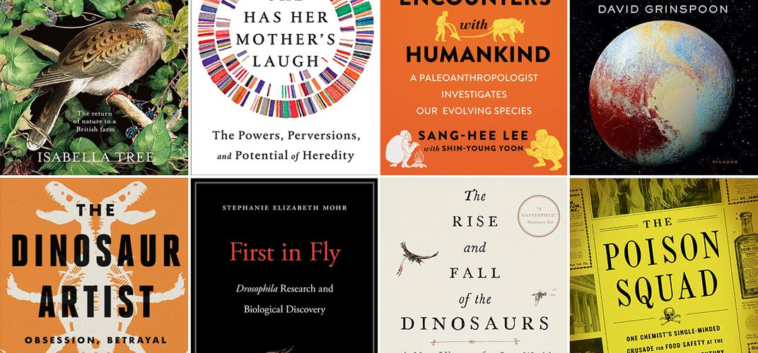 Caption: The Ten Best Science Books of 2018