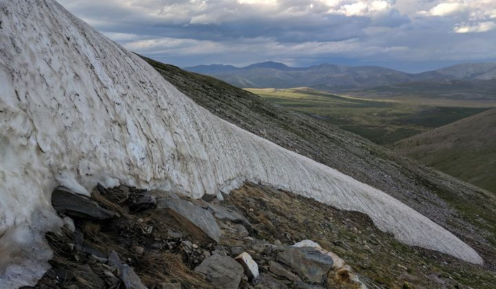 Ice Melt in Mongolia Threatens Archaeology