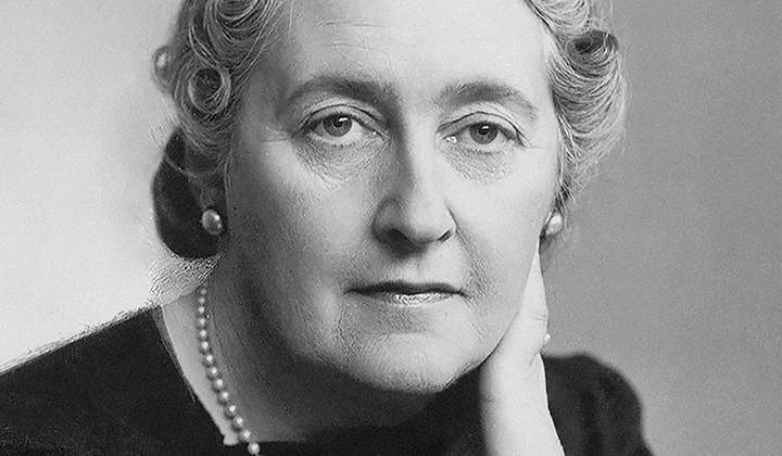 Agatha Christie's Fiery Letters on Display