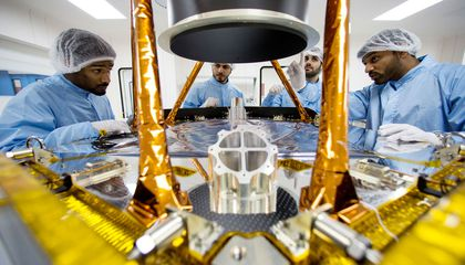 Meet the New Generation Driving the UAE's Space Program