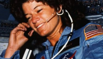 How Astronaut Sally Ride Opened Science's Doors to Women