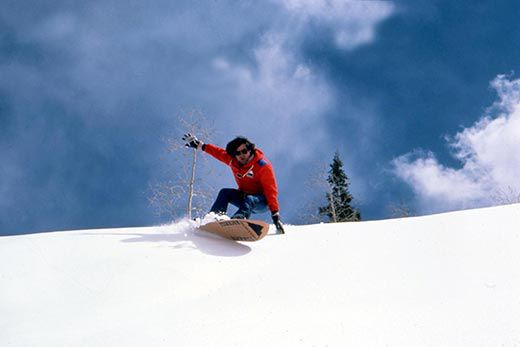 by the mid 90s burton was the undisputed king of the mountain a title he still holds today courtesy of the burton corporation
