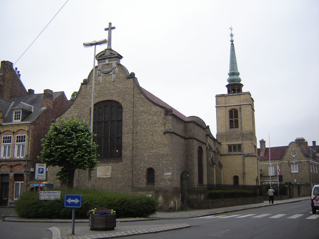 St George's Memorial Church