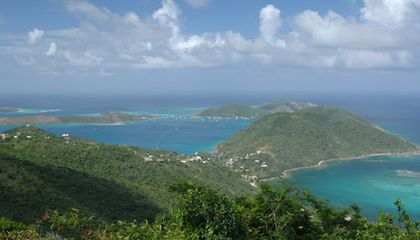British Virgin Islands - Landmarks and Points of Interest