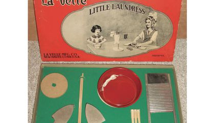 This Sexist 1920s Toy is Part of the Reason for the Women in STEM Gap