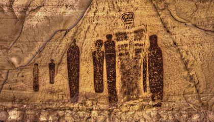 New Analysis Suggests Utah's Famous Rock Art Is Surprisingly Recent