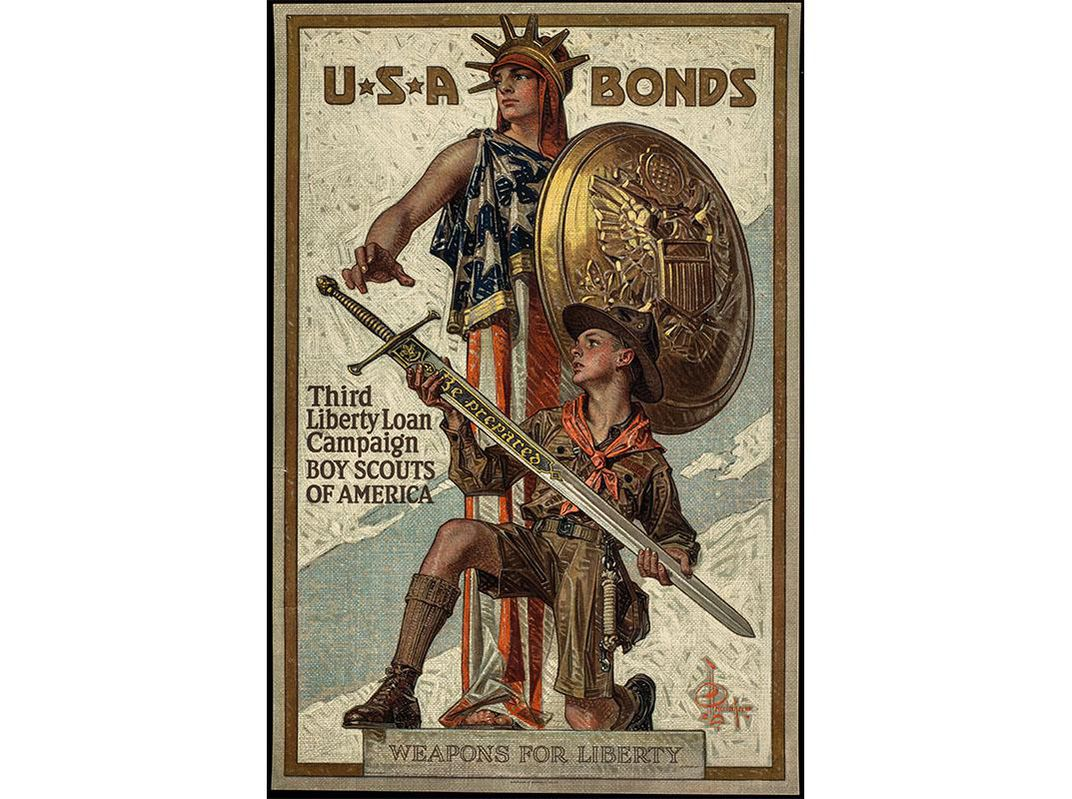 these powerful posters persuaded americans it was time to join the