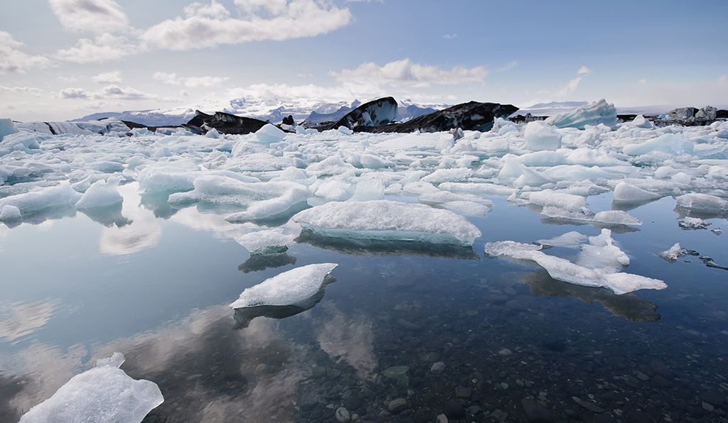 Ice melt is increasing, but there are some bright spots.
