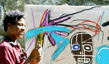 See Jean-Michel Basquiat Masterpieces Up Close in This Online Exhibition