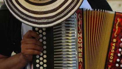 "DC Latin American Film Showcase Screens ""The Accordion Kings"""