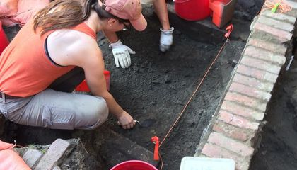 Excavations Begin on Paul Revere's Privy